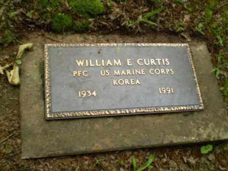 CURTIS  (VETERAN KOR), WILLIAMS E - Craighead County, Arkansas   WILLIAMS E CURTIS  (VETERAN KOR) - Arkansas Gravestone Photos