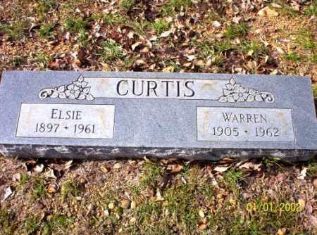 CURTIS, ELSIE - Craighead County, Arkansas | ELSIE CURTIS - Arkansas Gravestone Photos