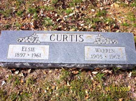 CURTIS, WARREN - Craighead County, Arkansas | WARREN CURTIS - Arkansas Gravestone Photos