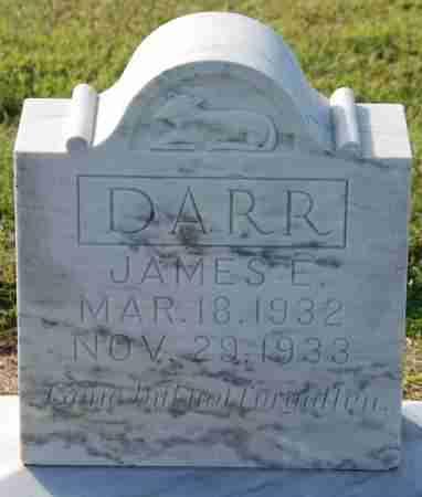 DARR, JAMES E. - Craighead County, Arkansas | JAMES E. DARR - Arkansas Gravestone Photos