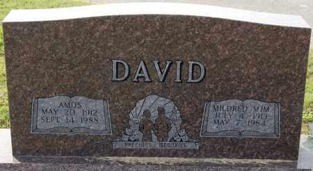 "DAVID, MILDRED ""MIM"" - Craighead County, Arkansas | MILDRED ""MIM"" DAVID - Arkansas Gravestone Photos"