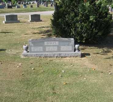 DAVIS, EVERETT L. - Craighead County, Arkansas | EVERETT L. DAVIS - Arkansas Gravestone Photos