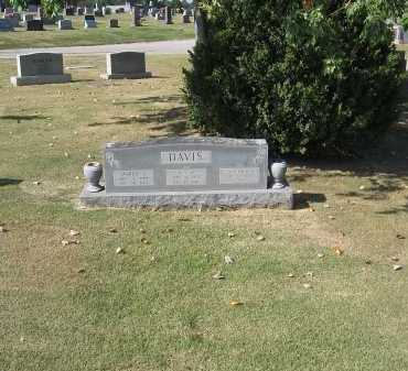 DAVIS, EVA M. - Craighead County, Arkansas | EVA M. DAVIS - Arkansas Gravestone Photos