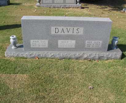 DAVIS, MILLIE ANN - Craighead County, Arkansas | MILLIE ANN DAVIS - Arkansas Gravestone Photos