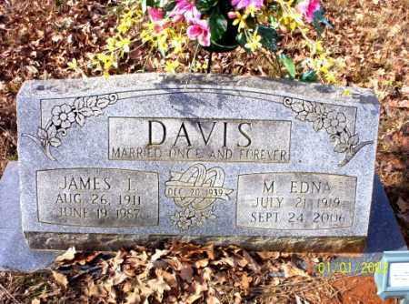DAVIS, EDNA - Craighead County, Arkansas | EDNA DAVIS - Arkansas Gravestone Photos