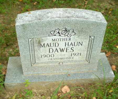 DAWES, MAUD - Craighead County, Arkansas | MAUD DAWES - Arkansas Gravestone Photos