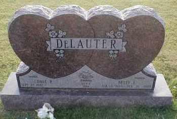 DELAUTER, MARY L. - Craighead County, Arkansas | MARY L. DELAUTER - Arkansas Gravestone Photos