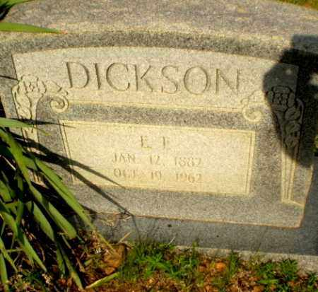 DICKSON, E.E. - Craighead County, Arkansas | E.E. DICKSON - Arkansas Gravestone Photos