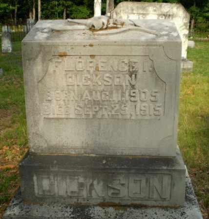 DICKSON, FLORENCE I - Craighead County, Arkansas | FLORENCE I DICKSON - Arkansas Gravestone Photos