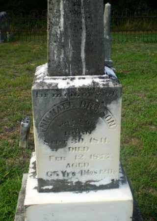 DICKSON, MICHAEL - Craighead County, Arkansas | MICHAEL DICKSON - Arkansas Gravestone Photos
