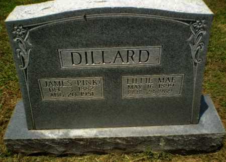 "DILLARD, JAMES ""PINK"" - Craighead County, Arkansas | JAMES ""PINK"" DILLARD - Arkansas Gravestone Photos"