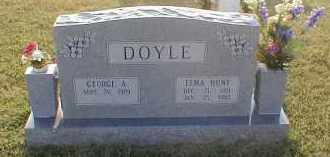 DOYLE, ELMA HUNT - Craighead County, Arkansas | ELMA HUNT DOYLE - Arkansas Gravestone Photos