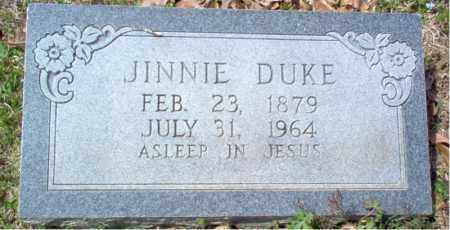 "BANTON DUKE, MARY JANE ""JINNIE"" - Craighead County, Arkansas | MARY JANE ""JINNIE"" BANTON DUKE - Arkansas Gravestone Photos"