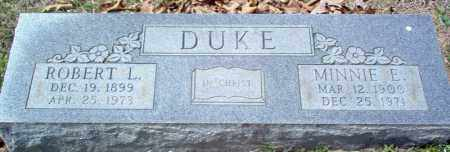 ANDERSON DUKE, MINNIE ETTER - Craighead County, Arkansas | MINNIE ETTER ANDERSON DUKE - Arkansas Gravestone Photos