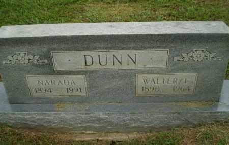 DUNN, WALTER E - Craighead County, Arkansas | WALTER E DUNN - Arkansas Gravestone Photos