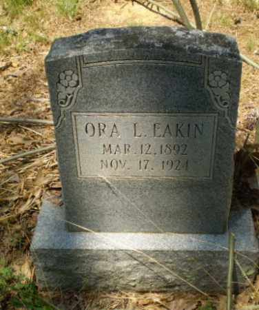 EAKIN, ORA L - Craighead County, Arkansas | ORA L EAKIN - Arkansas Gravestone Photos