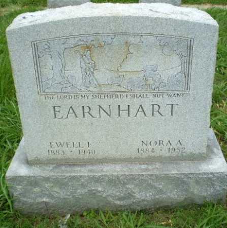 EARNHART, NORA A - Craighead County, Arkansas | NORA A EARNHART - Arkansas Gravestone Photos