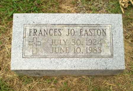 EASTON, FRANCES JO - Craighead County, Arkansas | FRANCES JO EASTON - Arkansas Gravestone Photos