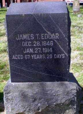 EDGAR, JAMES T - Craighead County, Arkansas   JAMES T EDGAR - Arkansas Gravestone Photos