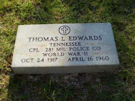 EDWARDS  (VETERAN WWII), THOMAS L - Craighead County, Arkansas | THOMAS L EDWARDS  (VETERAN WWII) - Arkansas Gravestone Photos