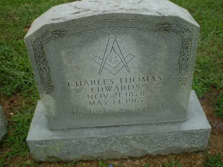 EDWARDS, CHARLES THOMAS - Craighead County, Arkansas | CHARLES THOMAS EDWARDS - Arkansas Gravestone Photos