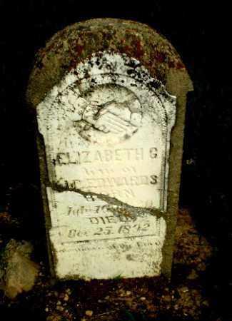 EDWARDS, ELIZABETH G - Craighead County, Arkansas   ELIZABETH G EDWARDS - Arkansas Gravestone Photos