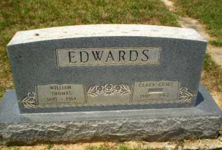 EDWARDS, CLARA GRACE - Craighead County, Arkansas | CLARA GRACE EDWARDS - Arkansas Gravestone Photos