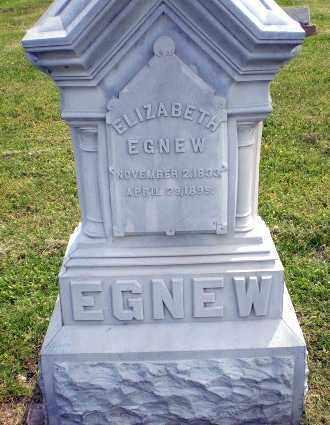 EGNEW, ELIZABETH - Craighead County, Arkansas | ELIZABETH EGNEW - Arkansas Gravestone Photos