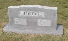 ELDRIDGE, JAMES F. - Craighead County, Arkansas | JAMES F. ELDRIDGE - Arkansas Gravestone Photos