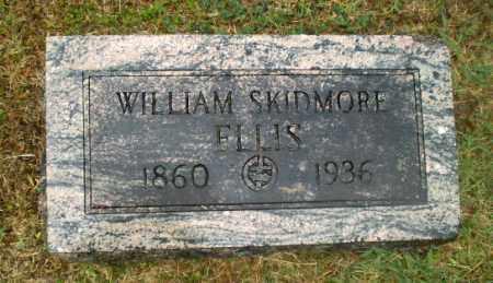 ELLIS, WILLIAM SKIDMORE - Craighead County, Arkansas   WILLIAM SKIDMORE ELLIS - Arkansas Gravestone Photos