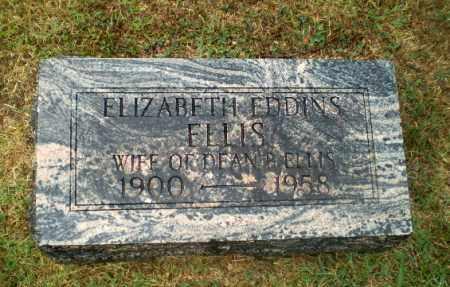 EDDINS ELLS, ELIZABETH - Craighead County, Arkansas   ELIZABETH EDDINS ELLS - Arkansas Gravestone Photos