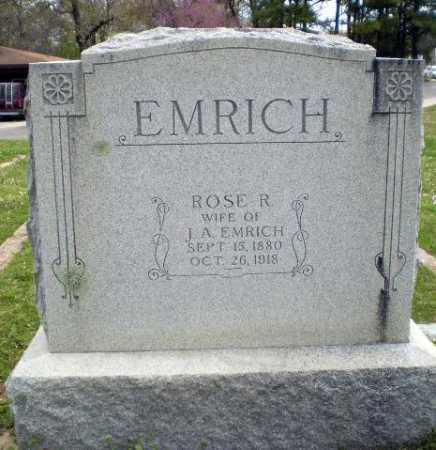EMRICH, ROSE - Craighead County, Arkansas | ROSE EMRICH - Arkansas Gravestone Photos
