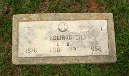 END, SISTER EDWARD - Craighead County, Arkansas | SISTER EDWARD END - Arkansas Gravestone Photos