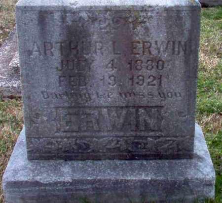ERWIN, ARTHUR L. - Craighead County, Arkansas | ARTHUR L. ERWIN - Arkansas Gravestone Photos