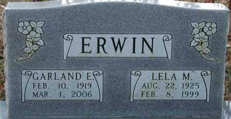 ERWIN, LELA M. - Craighead County, Arkansas | LELA M. ERWIN - Arkansas Gravestone Photos