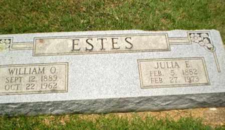 ESTES, JULIA E - Craighead County, Arkansas | JULIA E ESTES - Arkansas Gravestone Photos