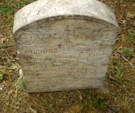 EVANS, DENNIS - Craighead County, Arkansas | DENNIS EVANS - Arkansas Gravestone Photos