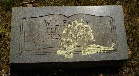 FARLEY, W.L. - Craighead County, Arkansas | W.L. FARLEY - Arkansas Gravestone Photos