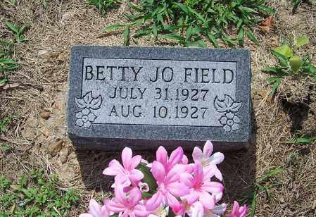 FIELD, BETTY JO - Craighead County, Arkansas   BETTY JO FIELD - Arkansas Gravestone Photos