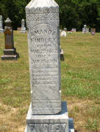 FINDLEY, AMANDA - Craighead County, Arkansas | AMANDA FINDLEY - Arkansas Gravestone Photos