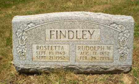 FINDLEY, ROSEETTA - Craighead County, Arkansas | ROSEETTA FINDLEY - Arkansas Gravestone Photos