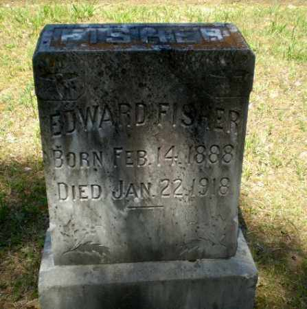 FISHER, EDWARD - Craighead County, Arkansas | EDWARD FISHER - Arkansas Gravestone Photos