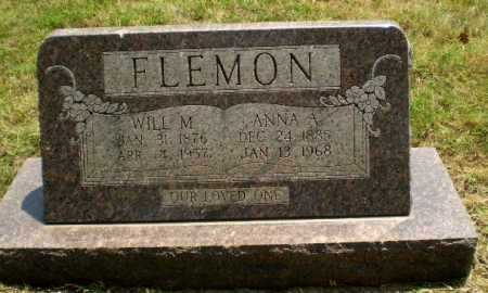 FLEMON, WILL M - Craighead County, Arkansas | WILL M FLEMON - Arkansas Gravestone Photos