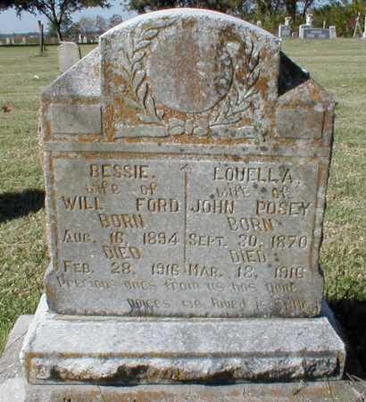 POSEY, LOUELLA - Craighead County, Arkansas   LOUELLA POSEY - Arkansas Gravestone Photos