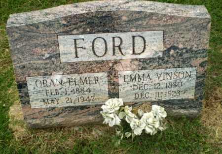 FORD, EMMA - Craighead County, Arkansas | EMMA FORD - Arkansas Gravestone Photos