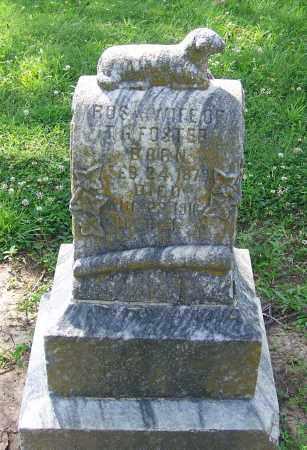 FOSTER, ROSA - Craighead County, Arkansas   ROSA FOSTER - Arkansas Gravestone Photos