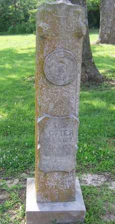 FOSTER, T.G. - Craighead County, Arkansas | T.G. FOSTER - Arkansas Gravestone Photos