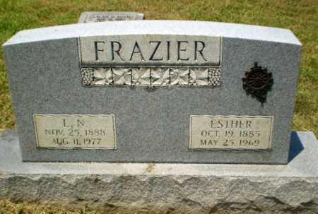 FRAZIER, ESTHER - Craighead County, Arkansas | ESTHER FRAZIER - Arkansas Gravestone Photos