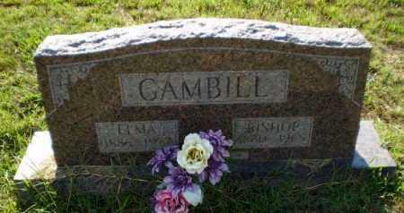 GAMBILL, ELMA - Craighead County, Arkansas | ELMA GAMBILL - Arkansas Gravestone Photos
