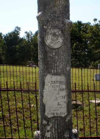 GAMBILL, JAMES AARON - Craighead County, Arkansas   JAMES AARON GAMBILL - Arkansas Gravestone Photos